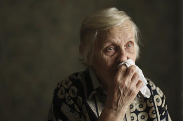 Одинокие пожилые люди часто остаются без помощи и необходимого ухода.