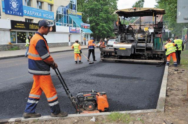 Ремонт дорог в Ярославской области активно проходил в этом году и будет продолжен в следующем.