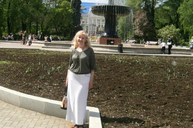 Светлана Геннадьевна – продолжатель династии.