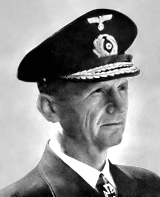 Карл Дениц, 1943 - 1945 гг.