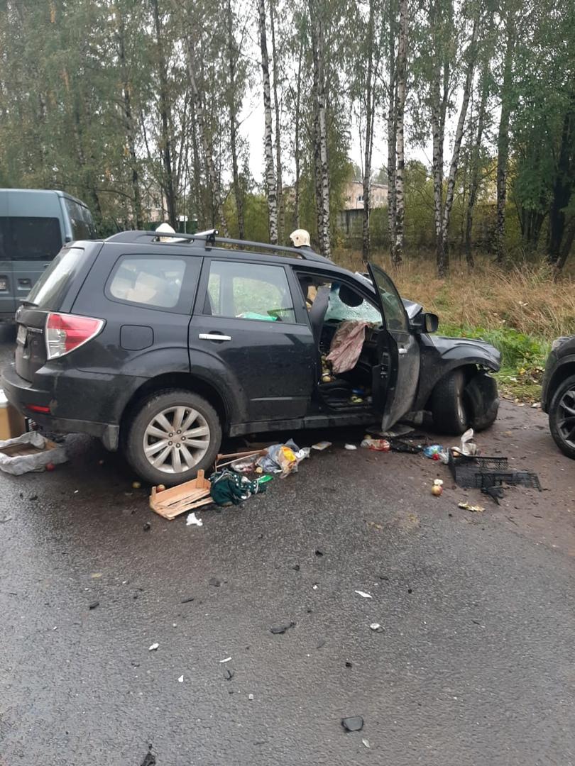 Смертельное ДТП в Тверской области