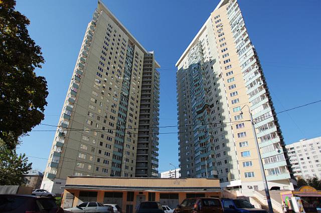 Жилой комплекс на улице Инициативная в Москве