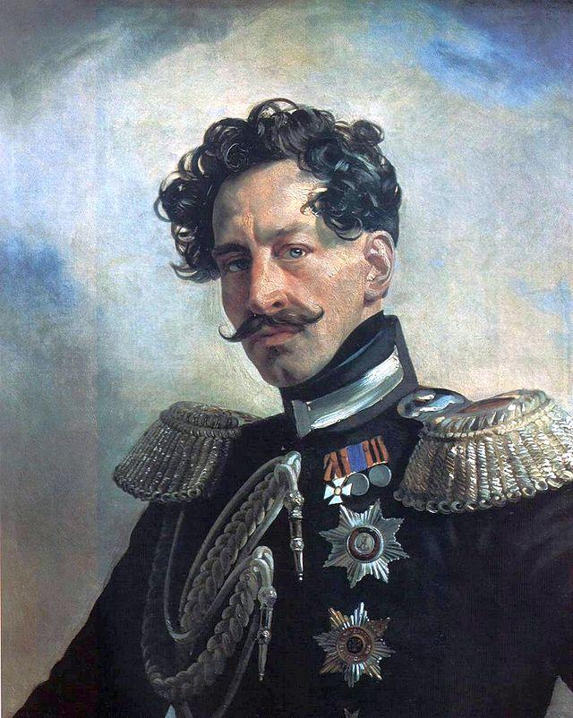Карл Брюллов. Портрет генерал-адьютанта графа Василия Алексеевича Перовского, 1837
