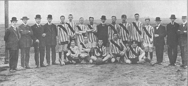 «Боруссия» в 1913 году.