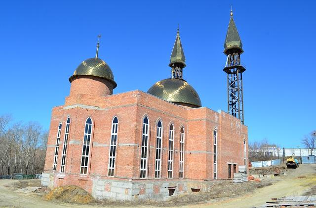 Новая пензенская мечеть готовится принять верующих.