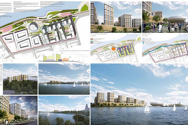 Этот проект получил больше всего положительных отзывов от самих жителей Иркутска, однако профессионалы-архитекторы не считают его лучшим. Автор получит приз зрительских симпатий.
