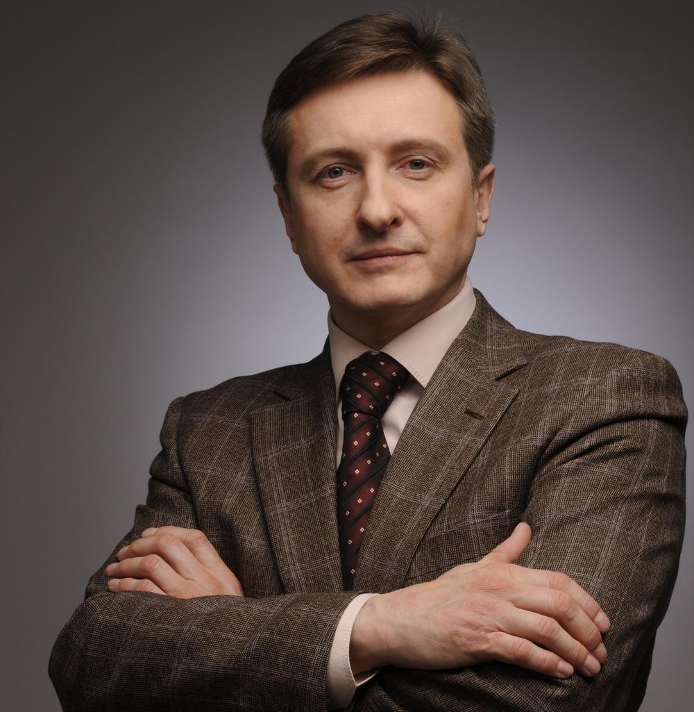 Руководитель Общественного фонда содействия социально ориентированным проектам «Любимый город» Михаил Крылов.