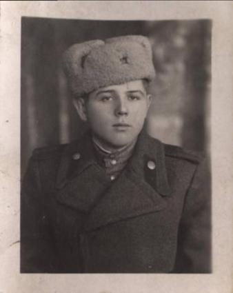 Георгий Павлович Лобанов.