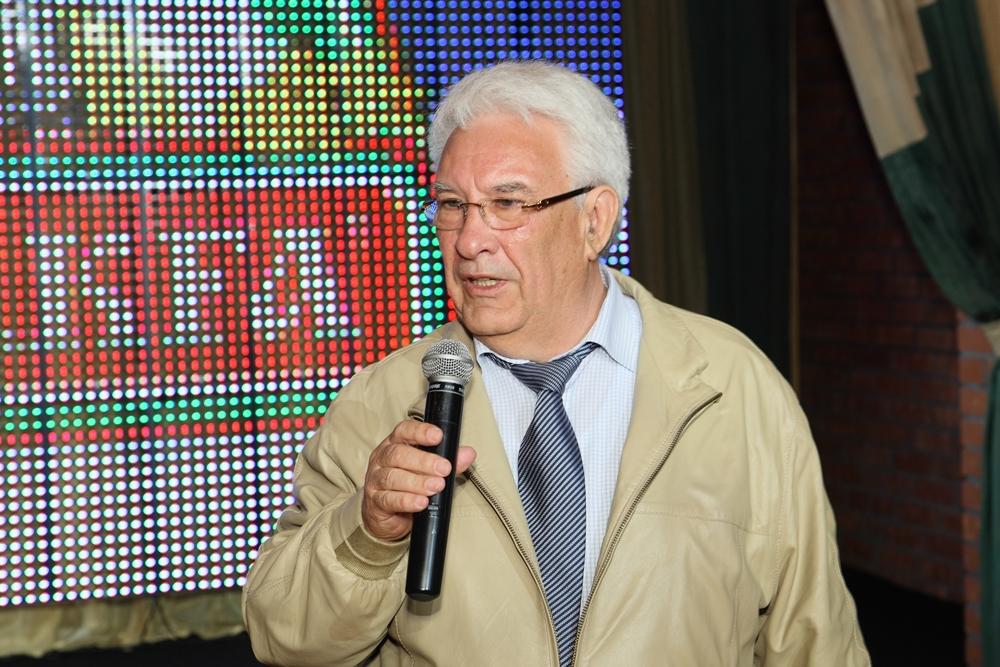 Генеральный директор управляющей компании «МАКФА» Валерий Юревич.