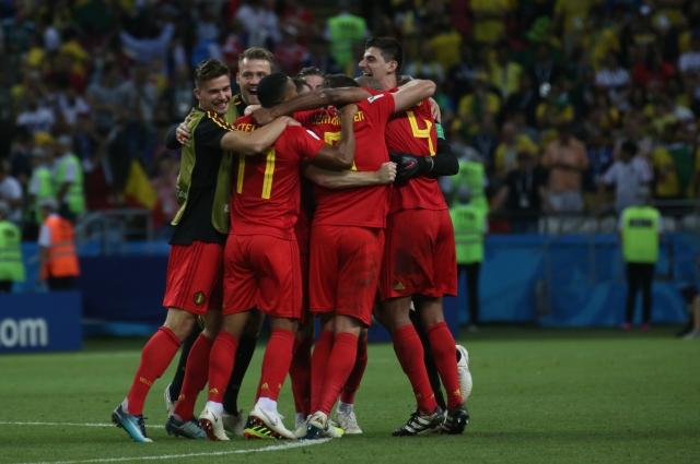 А бельгийцы сделали несчастной всю Бразилию.