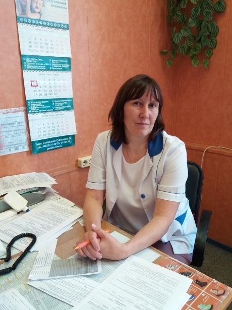 Травматолог-ортопед Тверской детской областной клинической больницы Елена Ермилова.