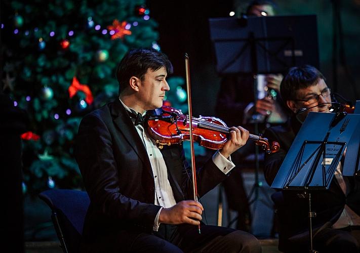 Концерт Leoband Orchestra. White Christmas