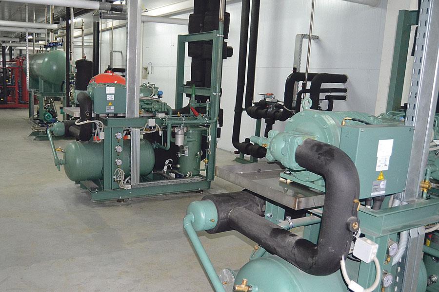 Чтобы оборудовать новое газовое хранилище, потребовалось 140 млн руб. Часть этих средств удалось компенсировать благодаря поддержке государства.