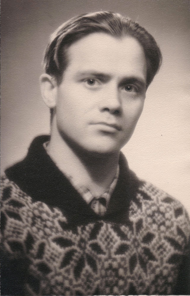 Пётр Пестов. 1950-е годы