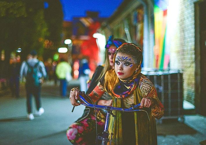 Circus Night Market на ВДНГ
