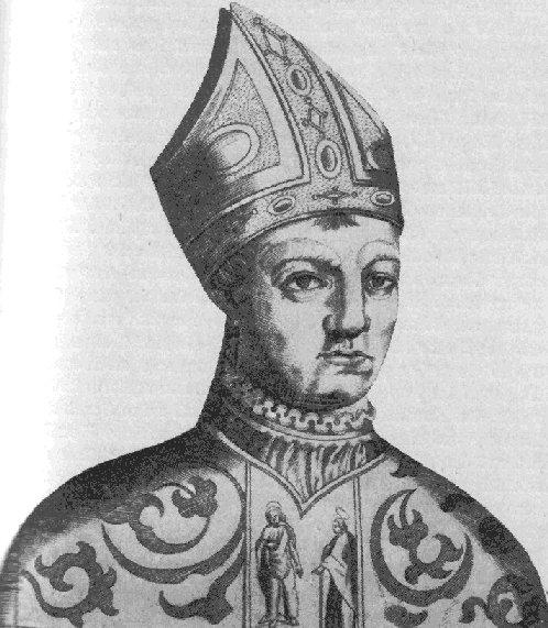 Папа римский Иоанн XXIII.
