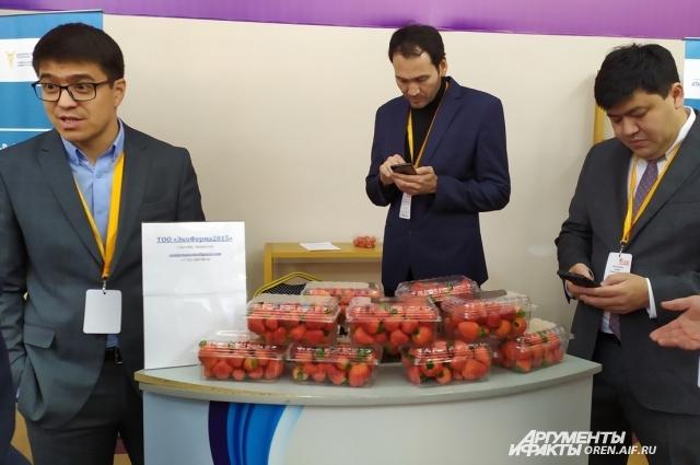 Республика Казахстан выставила на форуме «Оренбуржье – сердце Евразии» отдельную экспозицию.