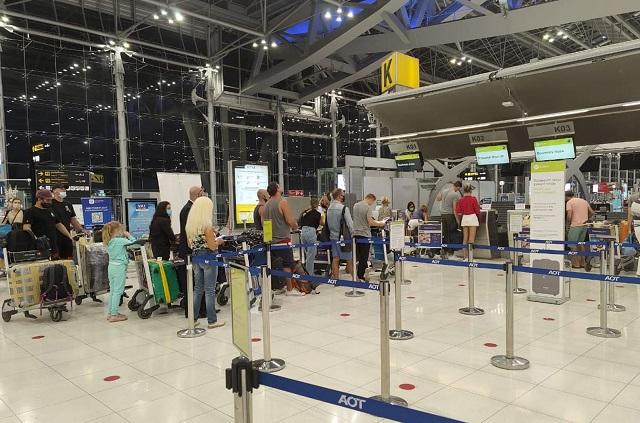 Последний вывозной рейс в Россию из Таиланда состоялся 3 сентября 2020.
