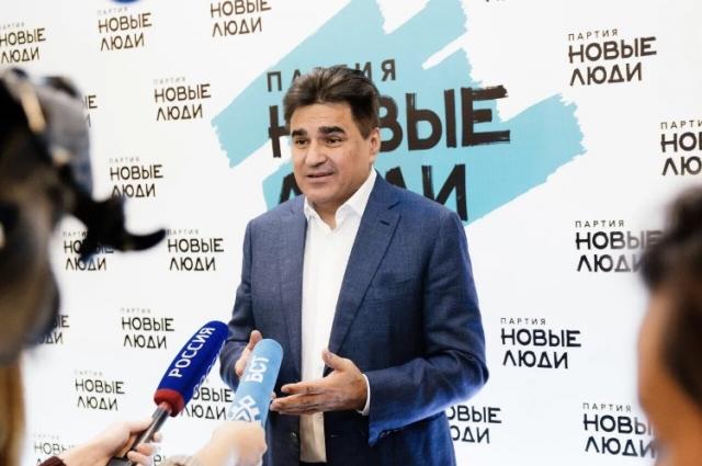 Лидер партии Алексей Нечаев считает, что такой законопроект назрел