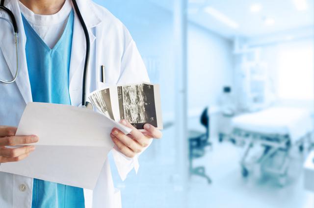 онкология, врач