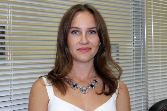 Руководитель Центра розничного страхования ВСК Екатерина Рокотянская.