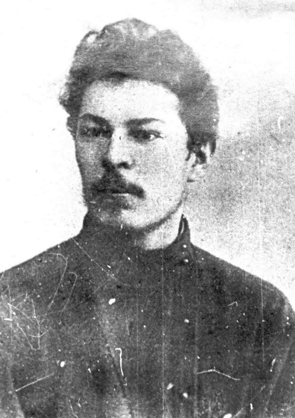 ПКонстантин Попов в 1905 году.