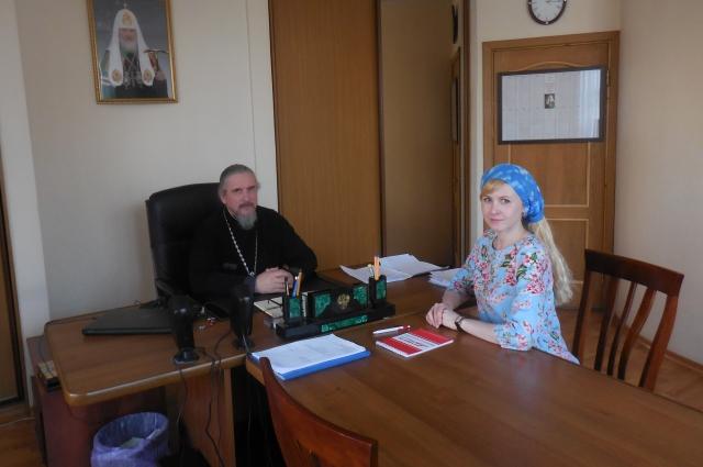 Епархия поддерживает фестиваль «Пасхальная радость».