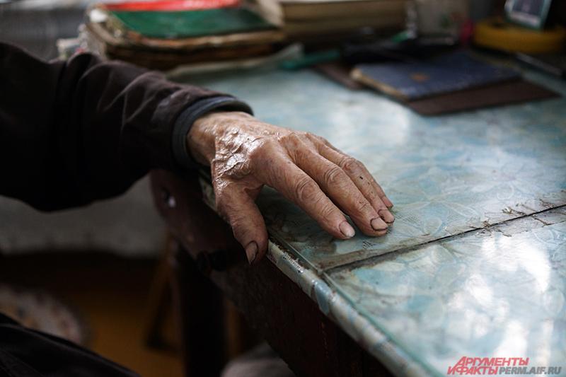 Без дела свою жизнь этот трудолюбивый человек никогда не представлял