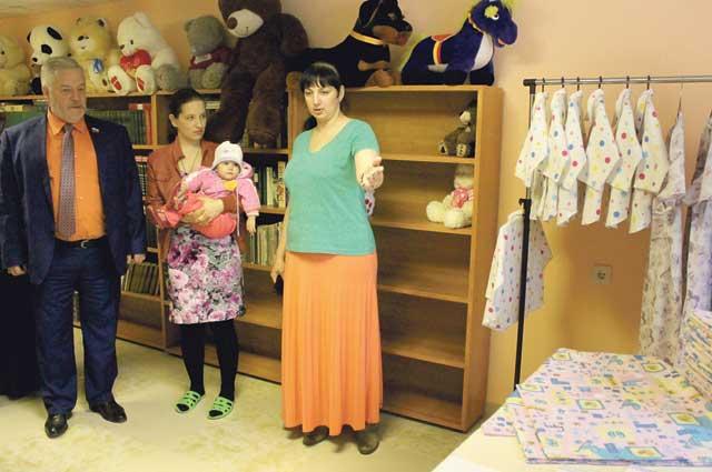 Месяцы кропотливого труда - и мамочки уже могут похвастаться новыми навыками.
