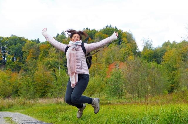 С удовольствием и отдыхать, и работать - залог счастливой жизни.
