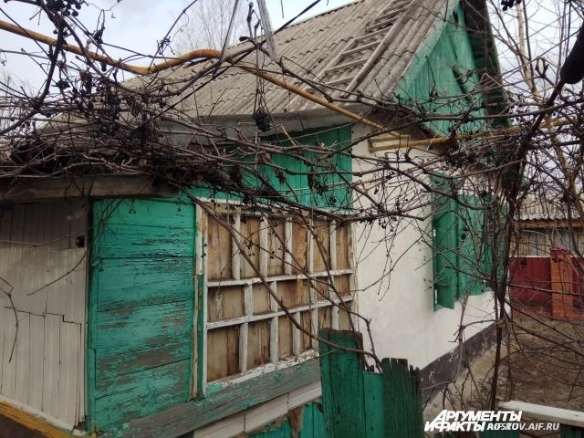 Дом Анны Николаевны.