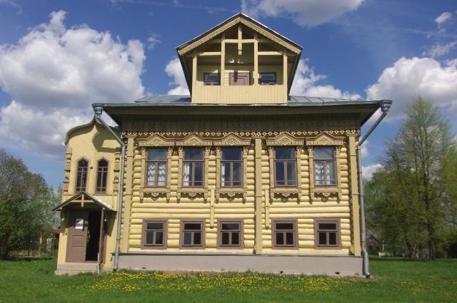 Дом-музей Александра Михайловича Опекушина.