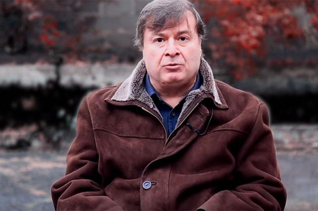 Игорь Чельдиев.
