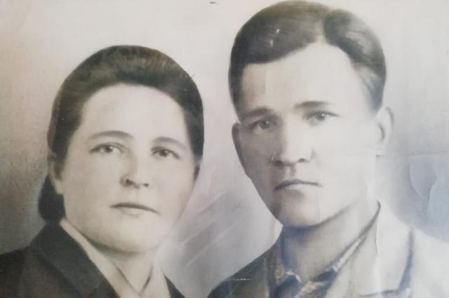 Мария и Иван Монаковы.
