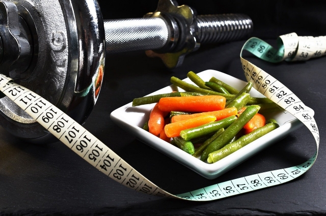 На голодный желудок тренироваться нельзя.