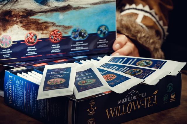Камчатский иван-чай вышел на международный уровень
