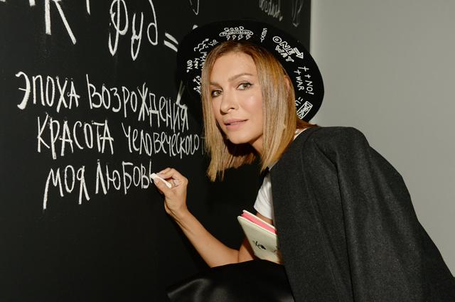 Елена Подкаминская.
