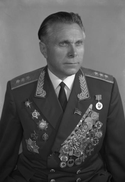 Николай Щелоков, 1973 год.