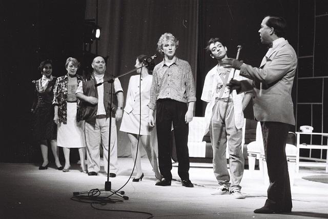 «Крошка»: версия 1991 года.