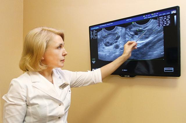 На УЗИ по беременности пары могут приходить вместе.