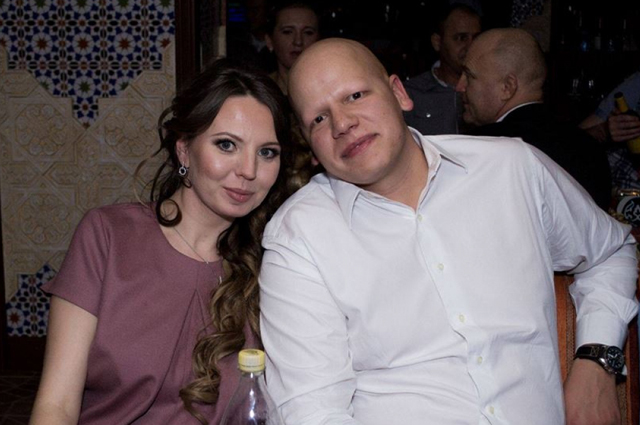 Ирина и Пабло были красивой парой.