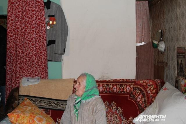 88-летняя Вера Федан оказалась беззащитна перед произволом коммунальщиков.