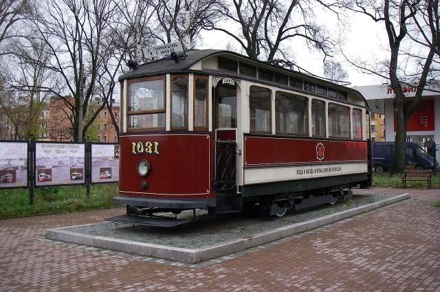 Долгое время Петербург считался трамвайной столицей России.