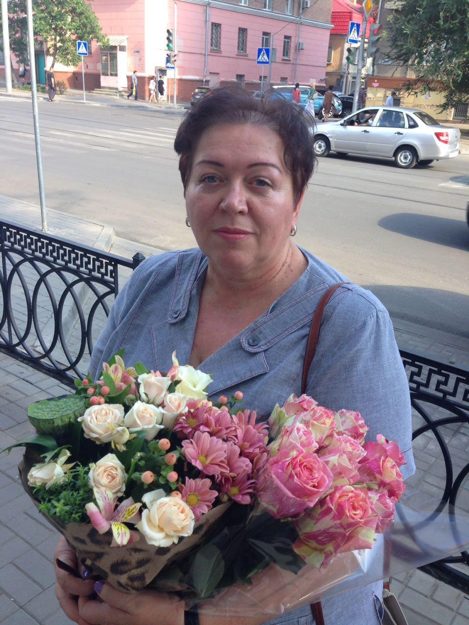 Ирина Гончарова.