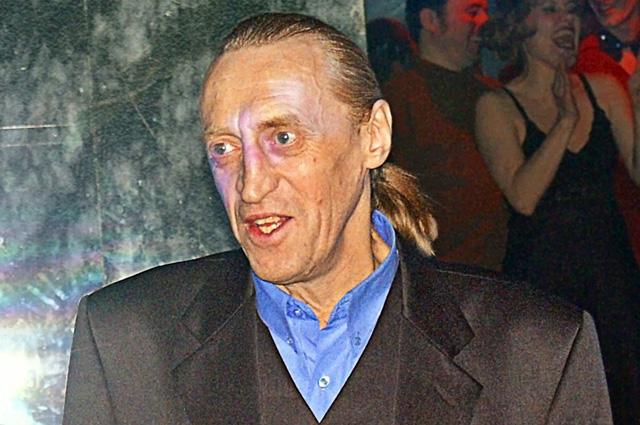 Народный артист России Виктор Васильевич Авилов. 2003 г.