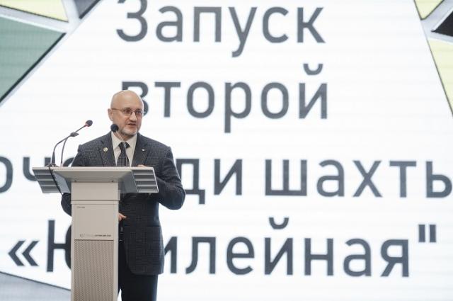 енеральный директор АО «ТопПром» Владимир Анатольевич Честнейшин.