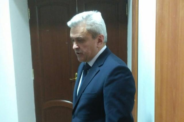 Сергей Чуфистов в роли главного конкурента пока видит главу Северного округа Артема Гузаревича.