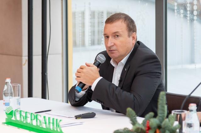 Виктор Вентимилла Алонсо сообщил, что розничный кредитный портфель банка увеличился на 28%.