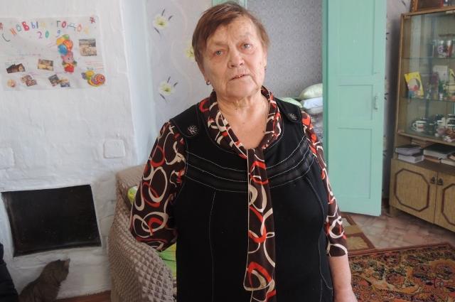 Нина Новикова 54 года проработала в Татьяновке фельдшером.