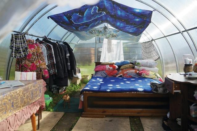 Супругам Сизинцевым больше не придётся ютиться в парнике, - в ближайшее время им выделят жилье в Десногорске.